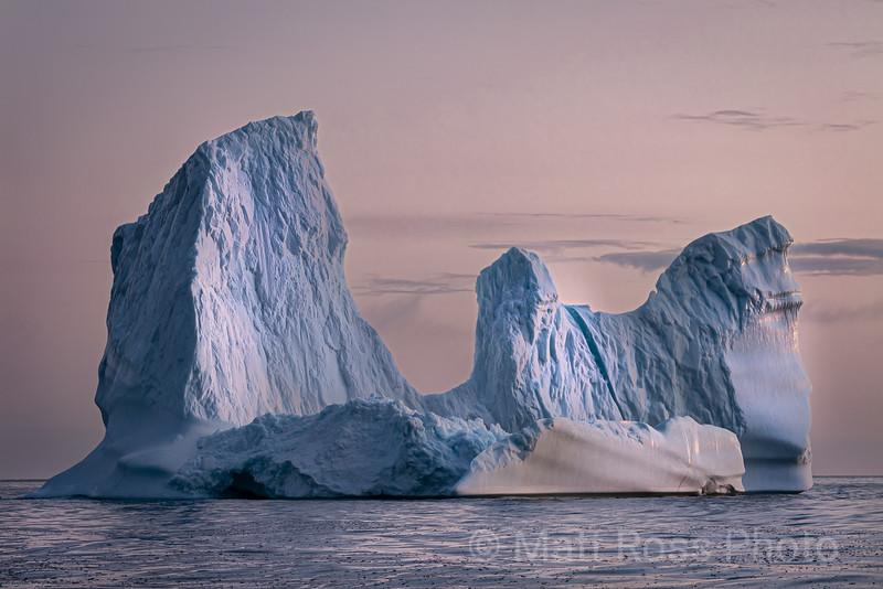 GREENLAND ICEBERGS, IV