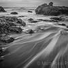 MOONSTONE BEACH, SURF