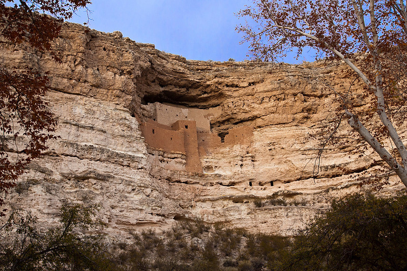 Montezuma's Castle, Arizona
