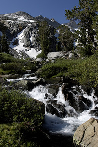 High Sierra Stream, Donahue Pass, CA