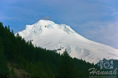 Image of Mount Hood... it is the tallest mountain in Oregon  © Copyright Hannah Pastrana Prieto