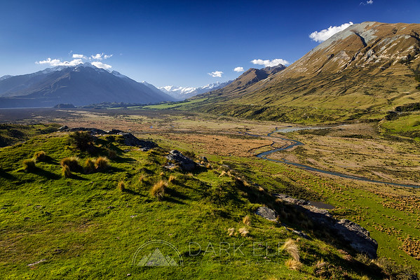 View From Edoras