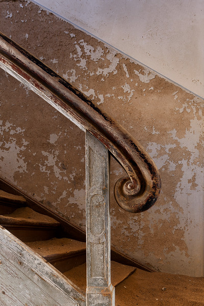 """Stairs of Kolmanskop"""