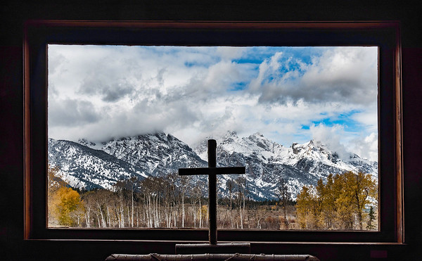 Chapel with A View