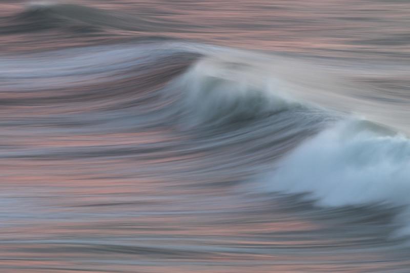 """Pink Waves"""