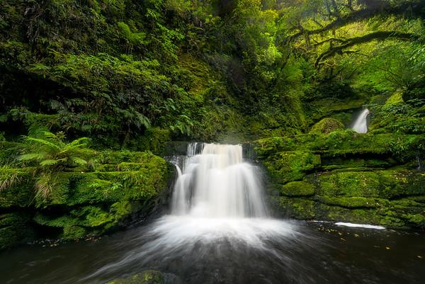 Lower McLean Falls