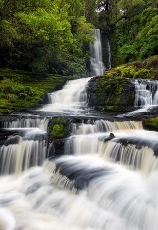 Upper McLean Falls