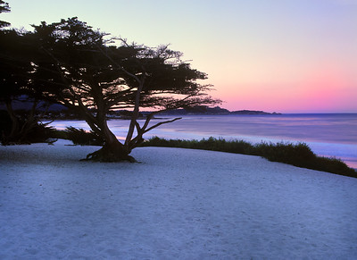 Sunrise in Carmel, California