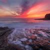 Sunset Panther Beach