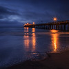 Blue Pier at Capitola