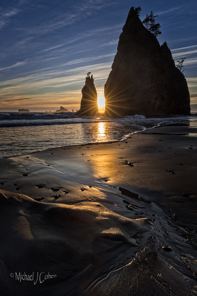 Rialto Beach Sunset-8880