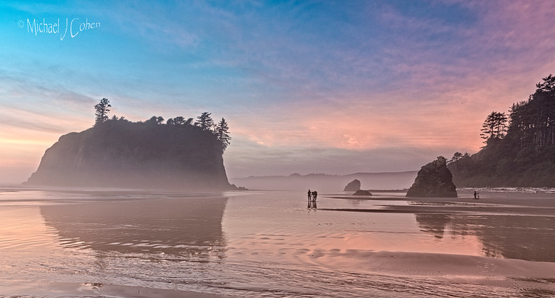 Ruby Beach Sunset-8460