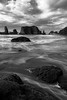 """Bandon in Black and White"""