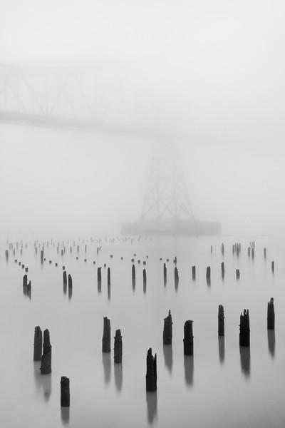 """""""Bridge in Fog"""""""