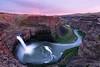 """Palouse Falls Rainbow"""