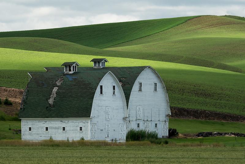 """Twin Barns"""