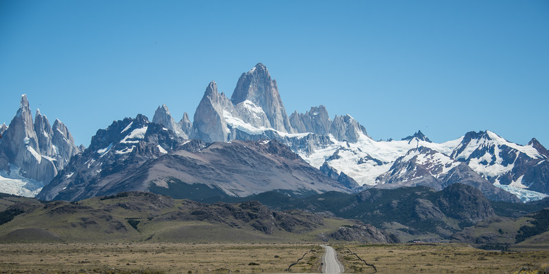 Road to Fitzroy - Argentinian Patagonia