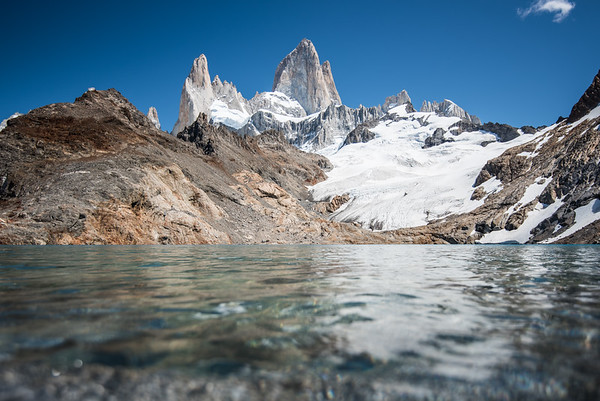 Fitzroy Glass - Argentine Patagonia