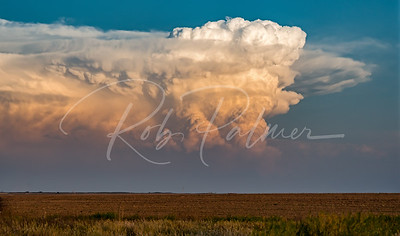 Thunderhead on the Prairie