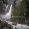 Moonbow - Lower Yosemite Falls