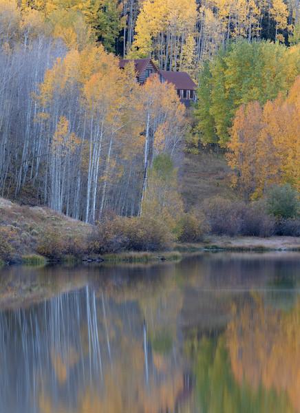 """""""Fall Color Cabin"""""""