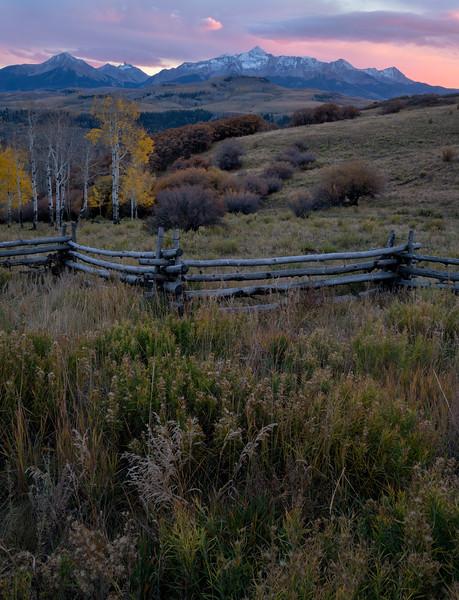 """""""Colorado Fence"""""""