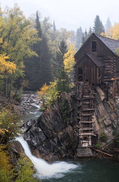 """Crystal Mill"""