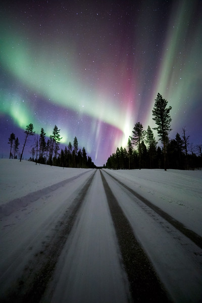 """Road to Aurora"""