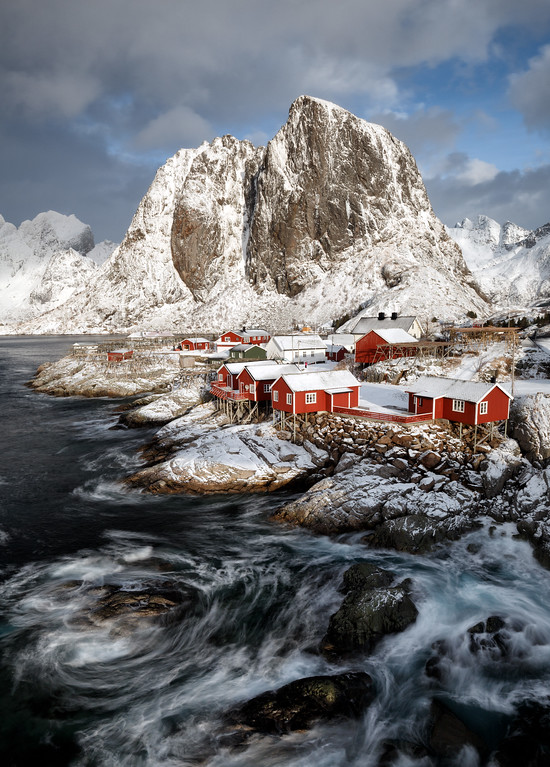 """Hamnøy"""
