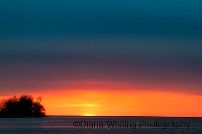 Sunset Parfait