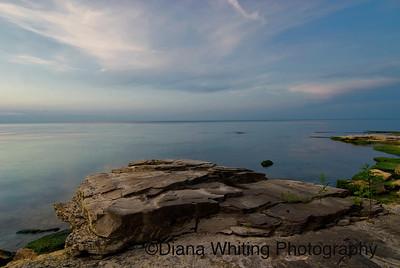 Respite Lake Ontario