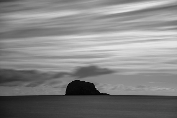 Bass Rock Mono - North Sea, Scotland