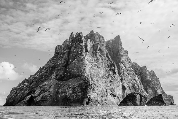 Boreray Might - St. Kilda, Scotland