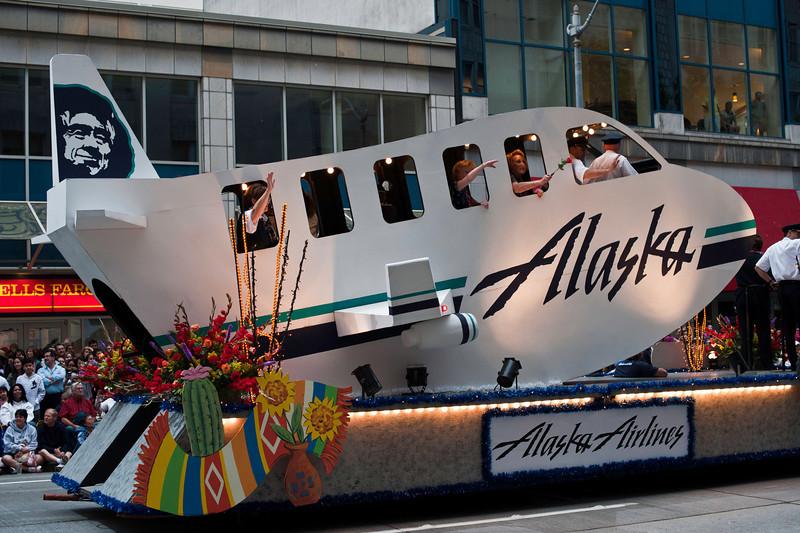 Seafair Parade<br /> Seattle, Washington