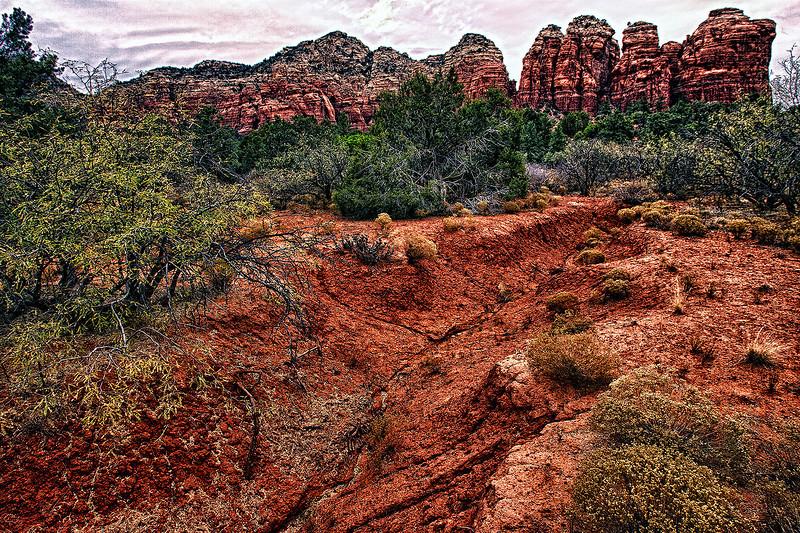 Sugarloaf Trail<br /> Arizona