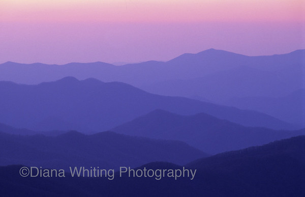 Clingman's Dome, Smoky Mountains
