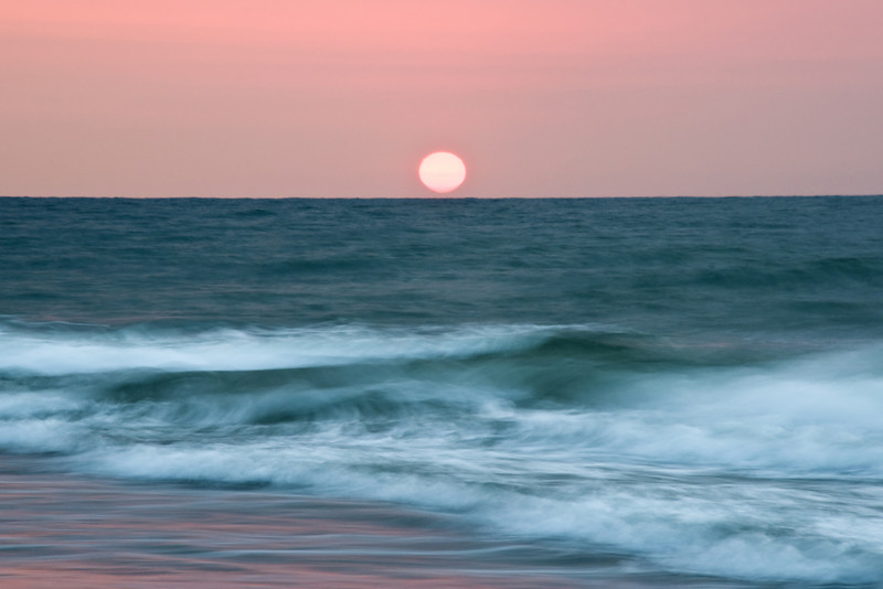 """Myrtle Beach Sunrise"" - Myrtle Beach, South Carolina   Recommended Print sizes*:  4x6  