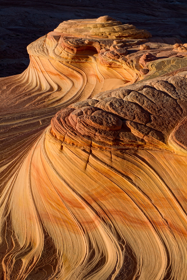 """Sandstone Waves"""