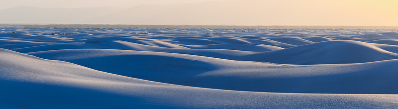 """White Sands Panorama"""