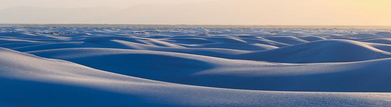 """""""White Sands Panorama"""""""