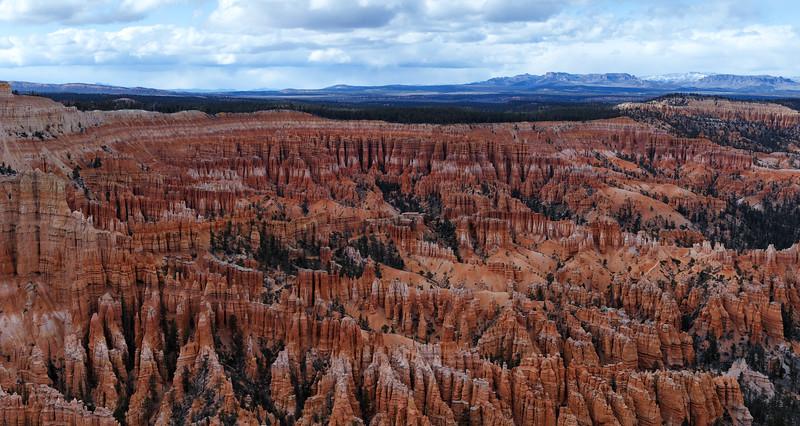 """Bryce Canyon Panorama"""
