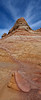 """Striped Rock Panorama"""