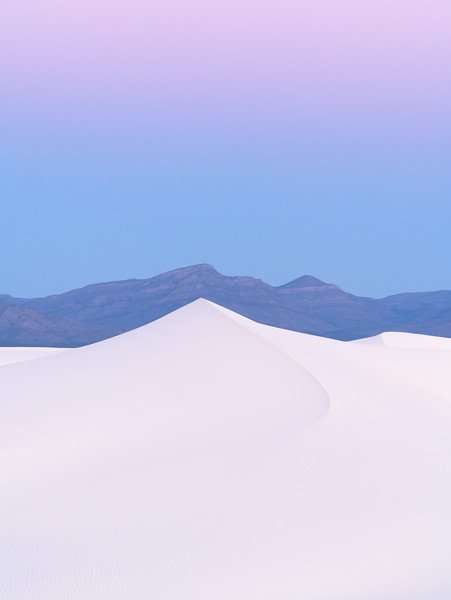 """White Sands Curve"""