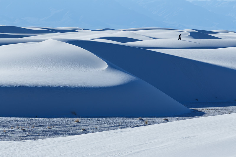 """White Sands Walk"""