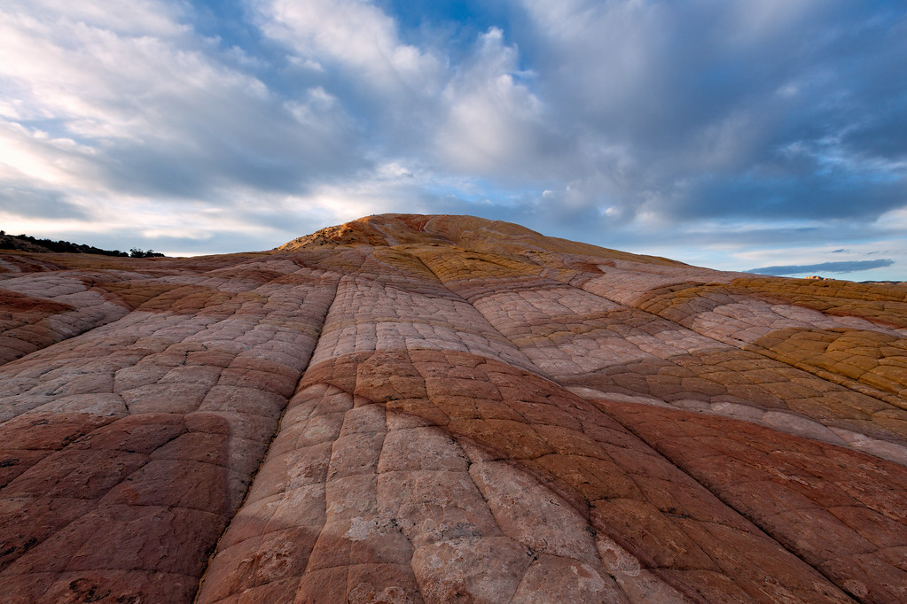 """""""Clouds Over Yellow Rock"""""""