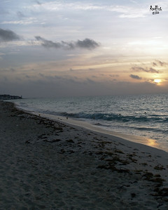 Playa sunrise