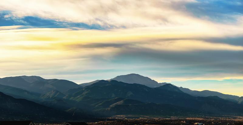 Mountain Shadows
