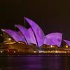 Sydney Opera House - vivid 2013