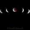 Total Lunar Eclipse composite - 26th May 2021