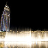 Dancing Fountain at the Souk Al Bahar